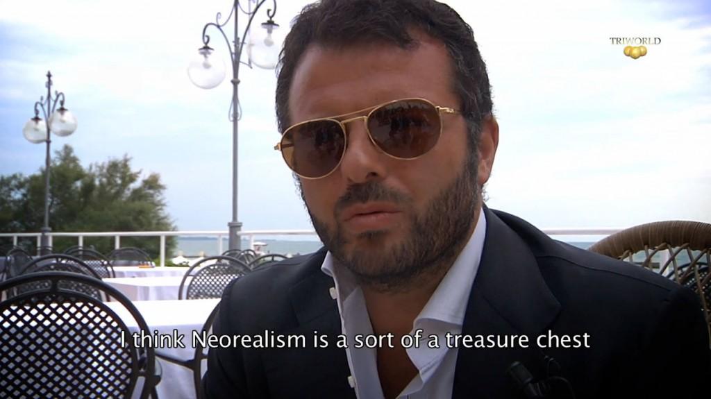 Intervista a Edoardo De Angelis, Regista e Sceneggiatore Italiano.