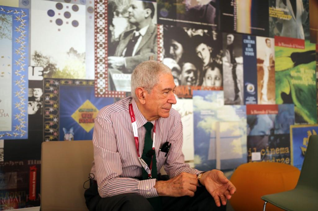 Intervista a Federico Savina, Fonico della 70^ Mostra del Cinema di Venezia.