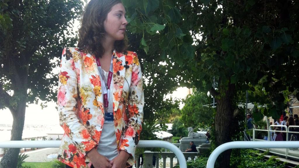 Intervista a Rhea Bozzacchi. Giovane regista e sceneggiatrice.